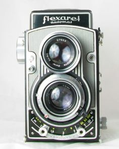 Refurbished Meopta Flexaret VI camera