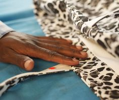 Megan  Kimberley: Stella McCartney - 'THE NOEMI TOTE'. These bags are made in collaboration with the International Trade Centres Ethical Fashion Initiative. The bags are made in Kenya and the agenda was to create work, training and sustainable livelihoods to the most disadvantages communities in Africa. In 2012, 93% of artisans questioned stated that they were able to educate their children due to their earnings from the project. Stella was passionate to achieve this!
