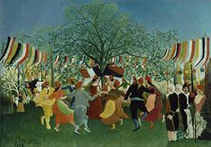 A Centennial of Independence, Henri Rousseau, 1892