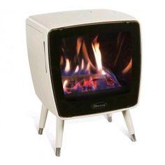 Na de succesvolle #Dovre Vintage houtkachels zijn er nu ook Dovre Vintage gaskachels beschikbaar! #Gashaard #Gaskachel #Kampen #Interieur #Fireplace #Fireplaces