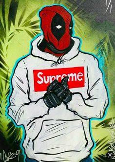 Deadpool Wallpaper, Marvel Wallpaper, Cartoon Wallpaper, Dope Cartoons, Dope Cartoon Art, Dope Wallpapers, Best Iphone Wallpapers, Aesthetic Wallpapers, Art Deadpool