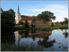 Brahetrolleborg, sædegård 10 km nordvest for  Faaborg.