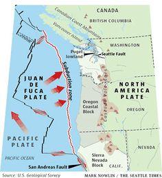 california fault line earthquake prediction