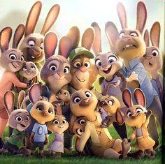 """""""Welcome to the community of Bunnyburrow #Zootropolis #Bunnyburrow #Zootopia…"""