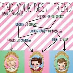 Find your best friend