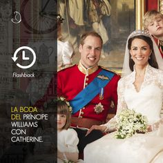 """Cinco años han pasado desde """"la boda del siglo"""" de Kate Middleton y el príncipe William, quienes se han convertido en el matrimonio favorito no sólo de la monarquía británica, sino del mundo entero. ¿Dale like si son tu pareja favorita ? #ParejaDeFamosos #PortalNovia ¡Cómplices de tu felicidad!"""