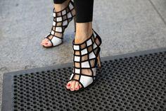 Street looks à la Fashion Week printemps-été 2014 de New York, Jour 2