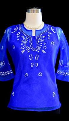 Affordable Ladies/ Women's Barong - Barongs R us - Barongs R us Barong Tagalog, Filipiniana Dress, Philippines Fashion, Line Shopping, Black Dress Pants, Well Dressed, Royal Blue, Bell Sleeves, Feminine