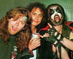 Metallica & King Diamond