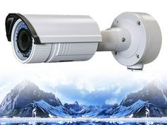 CMIP5333-S, LTS 3MP Infrared 2.8~12mm Varifocal Bullet Security Camera – Mammoth Technologies