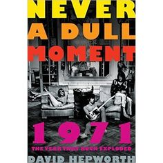 A rollicking look at 1971 - the busiest, most innovative and resonant year of the 70s, defined by the musical arrival of such stars as Da...