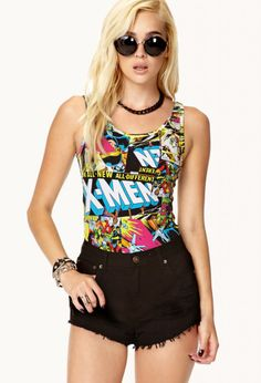 X-Men bodysuit from Forever 21