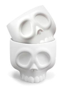 I shouldn't, bit I do - Skull Cupcake Molds
