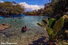 Balneario Boca de Cachón, Jimaní, Provincia Independencia, R.D.