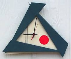 Oriental Modern Clock Cool clock designs