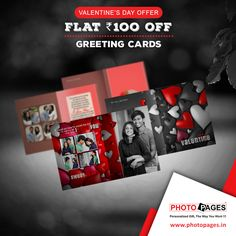 FEEL LIKE NEVER FELT, GREET LIKE NEVER GREETED!  #greetingcards #personalized #PhotoPages #valentinegifts  Personalised Greeting Cards: http://ow.ly/XW7nI