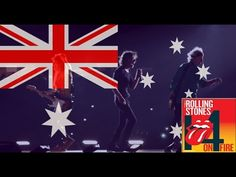Australia & New Zealand - The Rolling Stones are coming! - YouTube  The countdown is on until the Rolling Stones bring their 14 ON FIRE tour to Australia and New Zealand!  The 9 date tour starts at the Adelaide Oval on Saturday 25th October, followed by two dates in Perth, then onto Melbourne, the iconic Hanging Rock,  Sydney, Hunter Valley, Brisbane and finally Auckland on Saturday 22nd November.   Who's coming to see this spectacular show?  http://www.rollingstones.com/tickets/