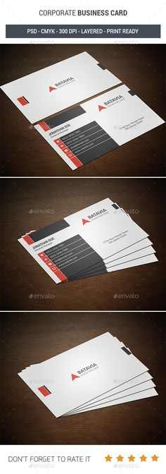 This is a Corporate Business card . This template is 300 dpi print-ready CMYK 02 PSD files. All main elements are easily editable
