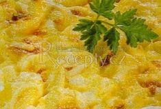 Gratinované brambory s cibulí - Recepty.cz - On-line kuchařka