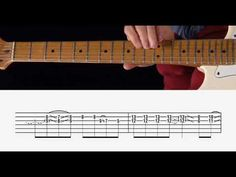 ZZ Top - Sharp Dressed Man - Guitar Lesson - Chords - YouTube