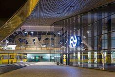 Станция Rotterdam Centraal