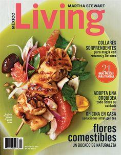¡Celebrando el primer número de Martha Stewart Living México!
