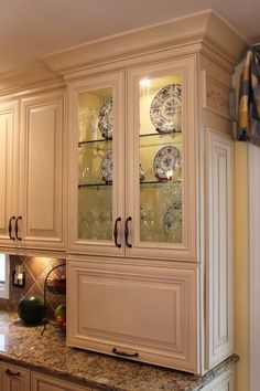 Appliance garage. Good for hiding the coffee pot and toaster. Also like the cabinets and granite counter tops. - Picmia