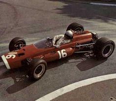 Bruce McLaren  McLaren M4B GP Monaco 1967 Bruce Mclaren, Mclaren F1, F1 S, Race Engines, Formula 1 Car, Old Race Cars, Indy Cars, F1 Racing, Car And Driver