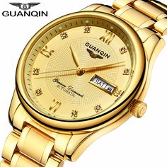 2017 GUANQIN Automatic Watch Gold Mechanical Watch Men Top Brand Luxury Man Clock Luminous Auto Date Water Resistant Wristwatch     Tag a friend who would love this!     FREE Shipping Worldwide     Get it here ---> https://shoppingafter.com/products/2017-guanqin-automatic-watch-gold-mechanical-watch-men-top-brand-luxury-man-clock-luminous-auto-date-water-resistant-wristwatch/