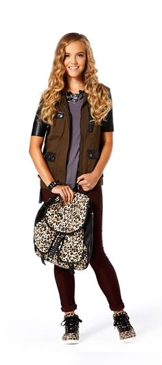 Back to School Trend Watch: Vests! @FOREVER™ 21 @Gayla Logsdon Clothing