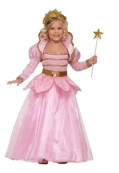 Little Pink Princess Costume, Child Small - Brought to you by Avarsha.com