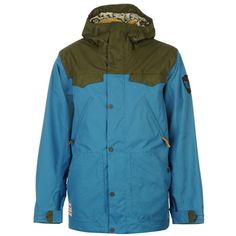 Burton | Burton Folsom Men's Jacket | Men's Snow Sport Jackets