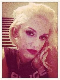 #GwenStefani 28 June 2013.
