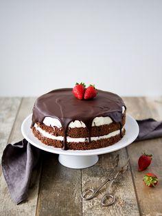Obrázek Luxury Food, Something Sweet, Diy Birthday, Bbq, Food And Drink, Cheesecake, Ice Cream, Pudding, Sweets