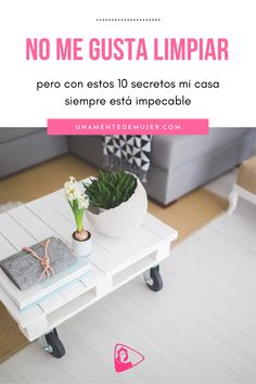 Tips para la limpieza del hogar fácil y rápida Easy Woodworking Projects, Decoration, Floating Nightstand, Soya, About Me Blog, Furniture, Random, Home Decor, Ideas