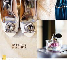 KC Wedding Photographer Kansas City Wedding Photographer The Gallery KC Wedding Wedding Details Badgley Mischka Wedding Shoes