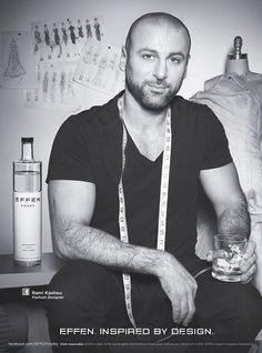 Effen Vodka Advertising