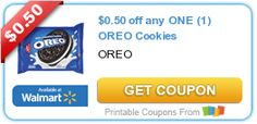 $0.50 off any ONE (1) OREO Cookies - Hawaii Shopaholics