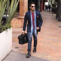Walking on #DF #OOTD #SinFiltro #Fashion #lifestyle #MexicanModel #malemodel