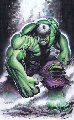 Hulk by emilcabaltierra on DeviantArt