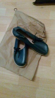 Tienda Online Cuero de La Venta caliente de la Gorrita Tejida Zapatos de  Las Mujeres de afe291eeb92
