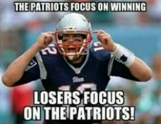 That's right Haters!