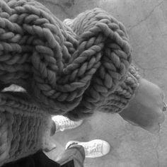 Is it winter yet? #bigknits #wool #heartworking #knitwear #Australia #ilovemrmittens WWW.ILOVEMRMITTENS.COM
