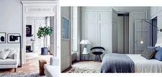 Descubriendo el interior de un apartamento centenario en Lyon - http://www.decoora.com/descubriendo-un-apartamento-centenario-en-lyon/