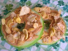 Crunchy Apple Rings
