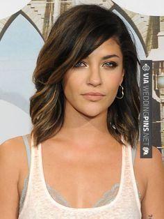 Love this - medium short hairstyles 2016 Short/Medium length curls...maybe