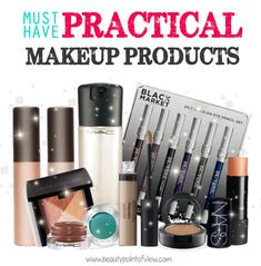 from multi purpose to quick fixes, the products you need in your makeup stash  #makeup #beauty #cosmetics