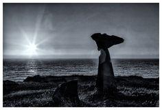 Jammerbugten  Hirtshals Solnedgang