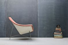 Vintage George Nelson Coconut Chair