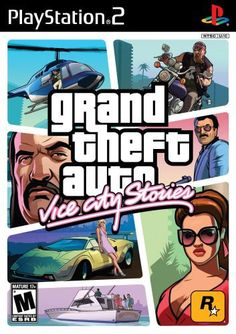Order Grand Theft Auto Vice City Stories used game for the Sony PlayStation Portable available for sale to buy online. Playstation 2, Playstation Portable, Grand Theft Auto Games, Grand Theft Auto Series, Gta San Andreas Pc, Gta Vice City Stories, Xbox One, Juegos Ps2, Crime
